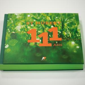 livre réalisation Snel – Porte-Plume Saint Hubert 111 ans