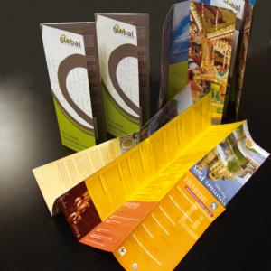 Brochures réalisation Snel - dépliants divers